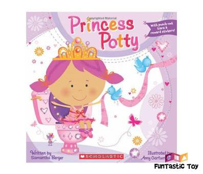 Product image of Princess Potty by Samantha Berger