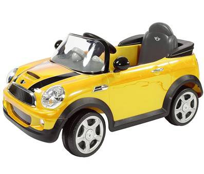 Product image of Rollplay 6V Mini Cooper