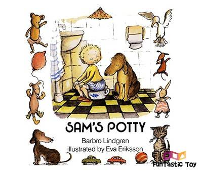 Product image of Sam s Potty By Barbro Lindgren
