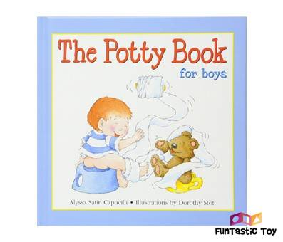 Product image of The Potty Book by Alyssa Satin Capucilli