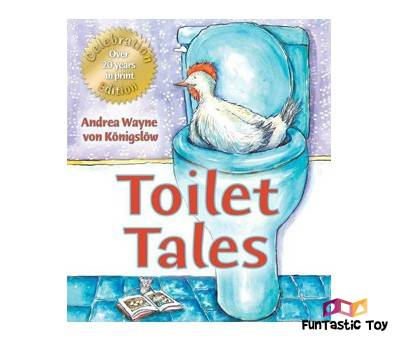 Product image of Toilet Tales by Andrea Wayne Von Konigslow