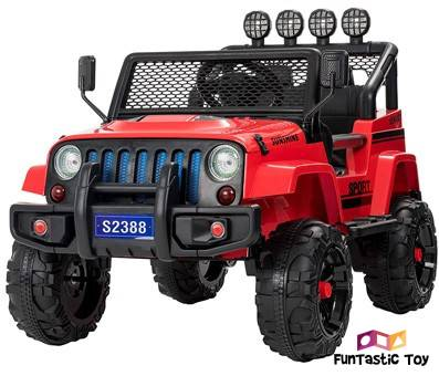 Product image of Uenjoy Electric Jeep