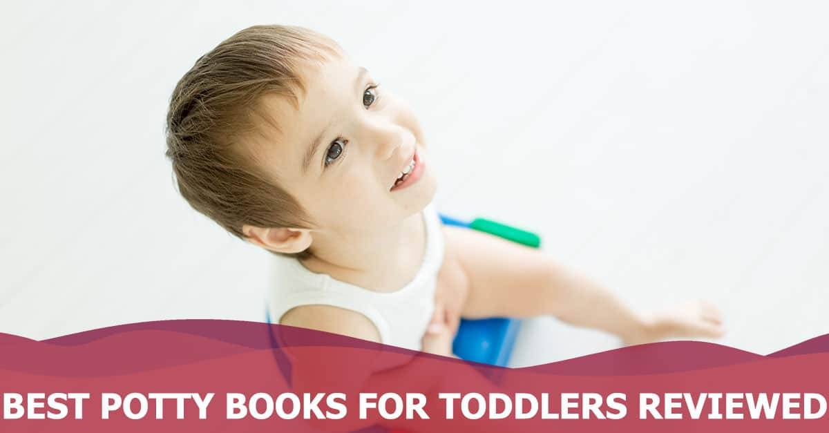 Best Potty Books for Toddlers Social Media Image