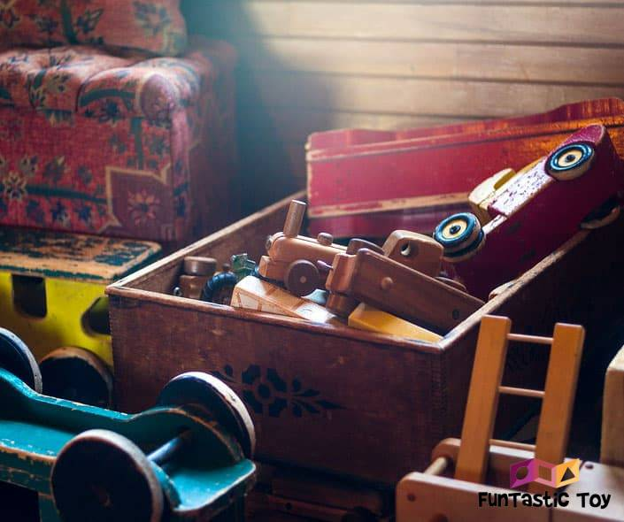 Featured image of wooden toys in box