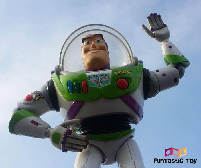 Image of Buzz Lightyears from Toy Story