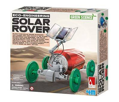 Product image of 4M Solar Rover Kit