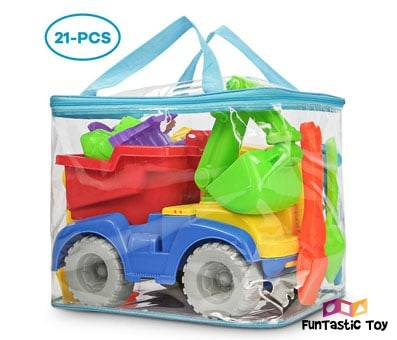 Product image of Beach Toy Truck with a Bag