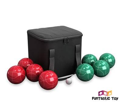 Product image of Bocce Ball Set For The Entire Family