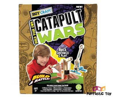 Product image of Boy Craft Catapult Wars