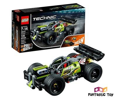 Product image of LEGO Technic WHACK! 42072 Building Kit (135 Piece