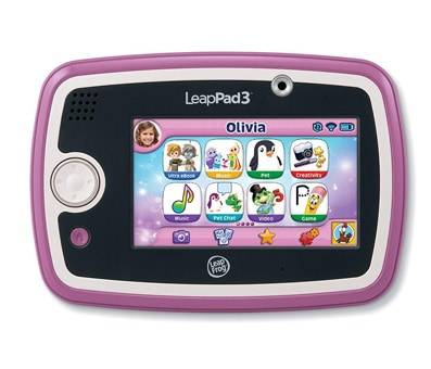 Product image of LeapFrog LeapPad3 Kids Learning Tablet