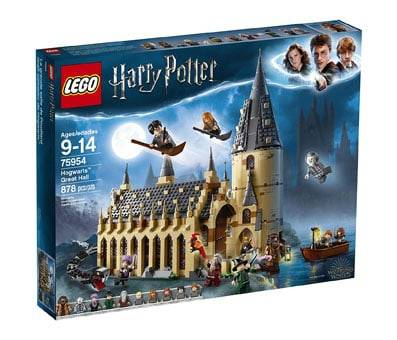 Product image of Lego Harry Potter Great Hall