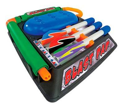 Product image of Marky Sparky Blast Pad Rocket Launcher