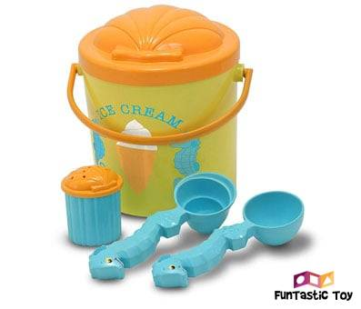 Product image of Melissa & Doug Ice Cream Play Set