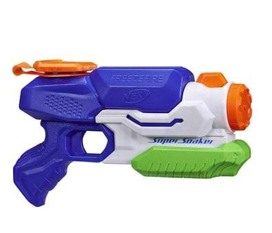 Product image of Nerf Super Soaker Freezefire Blaster