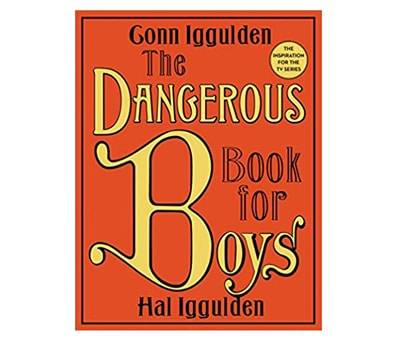 Product image of The Dangerous Book for Boys