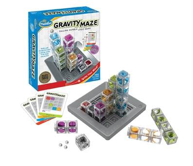 Product image of ThinkFun Gravity Maze Marble Run Logic Game
