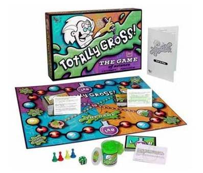 Product image of Totally Gross The Game of Science