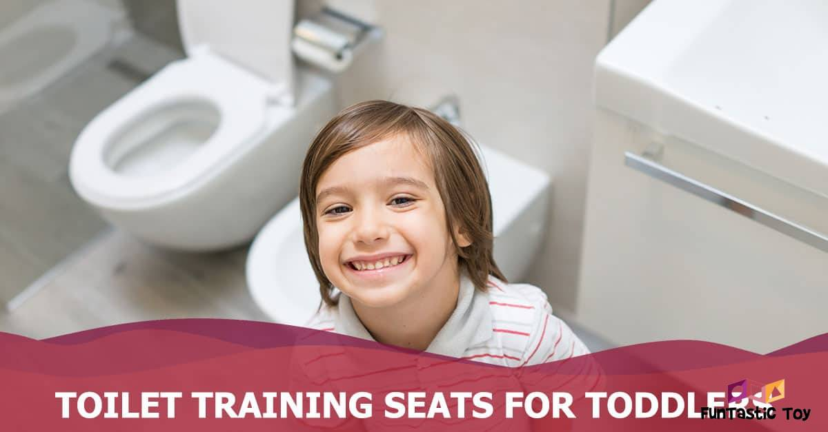 Toilet Training Seats for Toddlers Social Media Image
