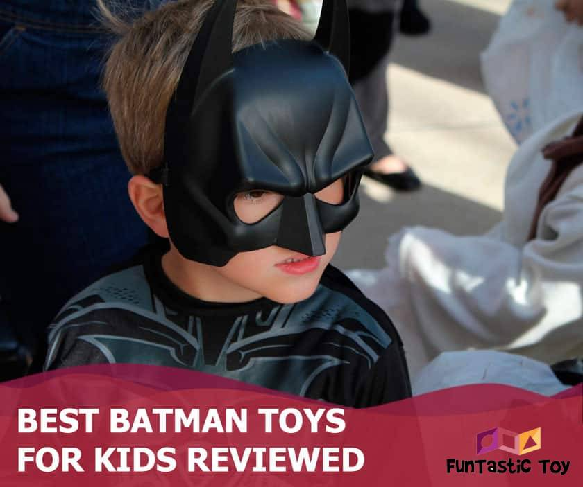Featured image of boy in batman costume