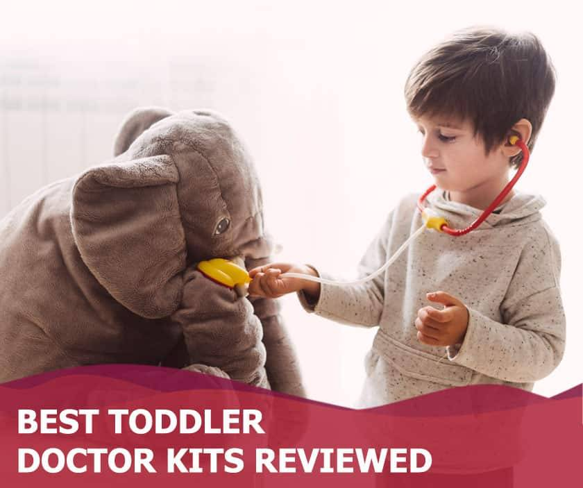 15 Best Kids Doctor Kits Reviewed In 2019 Funtastic Toy
