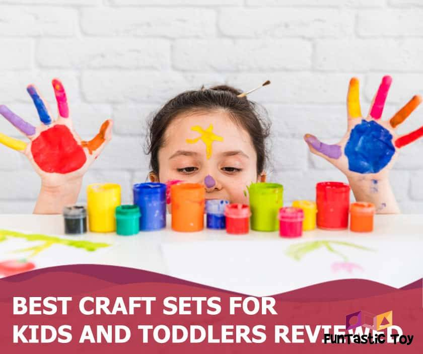 Kids Creative Toys Crafts Build Paint Create It Yourself Sets Children kits