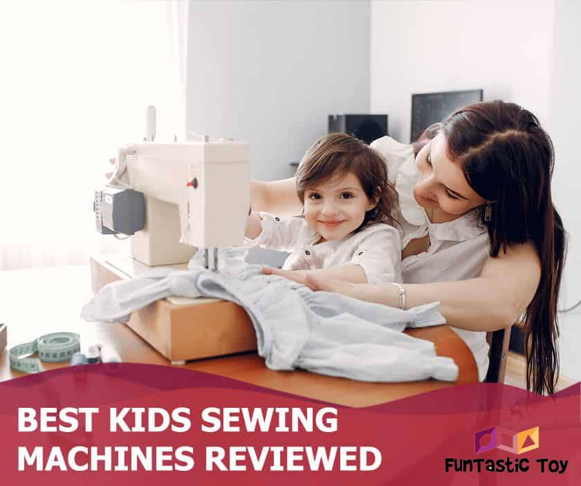 Featured image of mother and daughter using sewing machine
