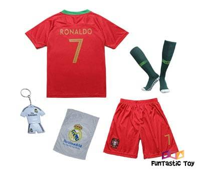 Product image of 2018 Portugal Cristiano Ronaldo Set