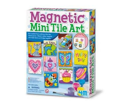Product image of 4M Magnetic Mini Tile Art