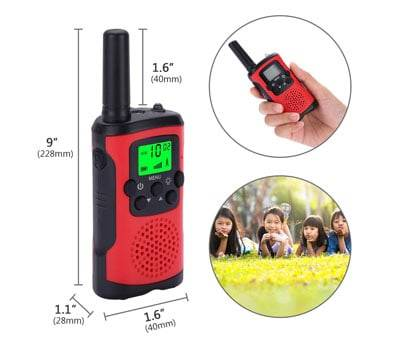 Product image of Acehome Kids Walkie Talkies