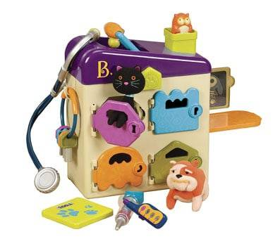 Product image of B toys by Battat - B Pet Vet Toy