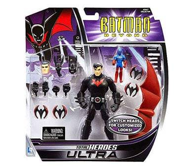 Product image of DC Universe Total Heroes Exclusive Action Figure Batman Beyond