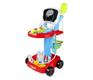 Product image of Doctor Cart Pretend Play Set