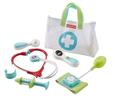 Product image of Fisher-Price Medical Kit