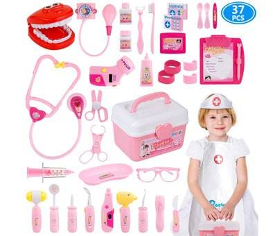Product image of Gifts2U Toy Doctor Kit