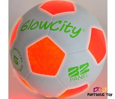 Product image of GlowCity Light Up LED Soccer Ball