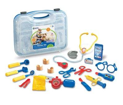 Product image of Learning Resources Pretend & Play Doctor Kit