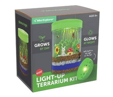 Product image of Light-up Terrarium Kit for Kids