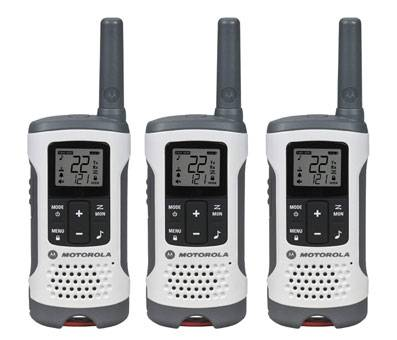 Product image of Motorola T260TP Talkabout Radio 3 Pack