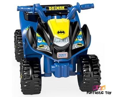 Product image of Power Wheels Power Wheels Batman Lil Quad