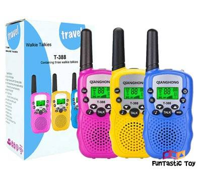Product image of Qianghong T3 Kids Walkie Talkies