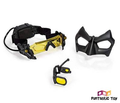 Product image of Spy Gear - Batman Mask and Night Goggles