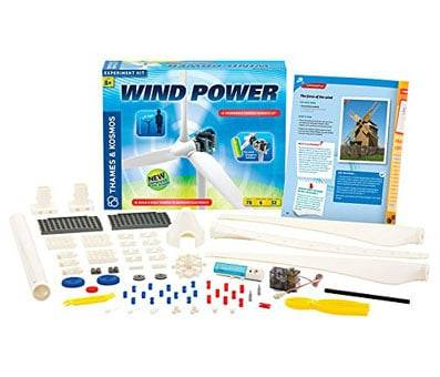 Product image of Thames & Kosmos Wind Power Science Kit