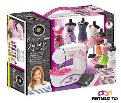 Product image of The Little Seamstress Craft Educational Sewing Kit