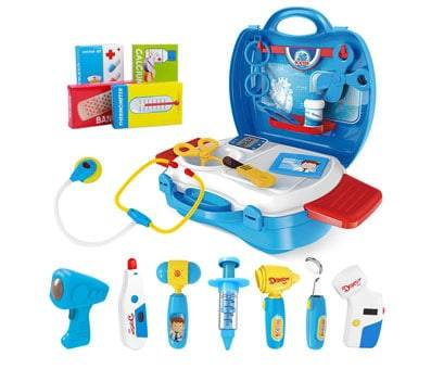 Product image of iBase Toy Doctor Kit for Kids