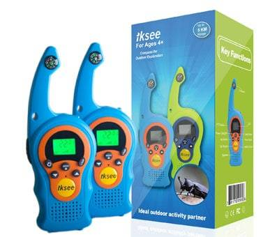 Product image of iKsee Dung Beetle Walkie Talkie