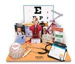 Small product image of Ben Franklin Toys Doctor Lab Pad Biology Kit