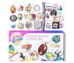Small product image of Glittery Garden Girls Jewelry Making Kit