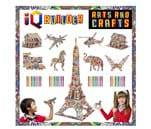 Small product image of IQ BUILDER Fun Creative DIY Arts and Crafts KIT