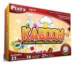 Small product image of Playz Kaboom! Explosive Combustion Science Lab Kit